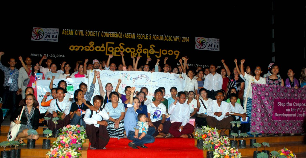 Solidarity with Cambodian workers
